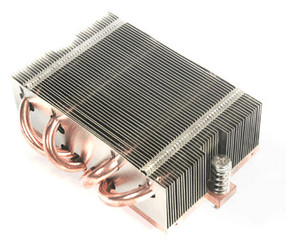 Thermaltake CL-P0315 2U 4-Heatpipe Passive Heatsink For AMD Socket F Opteron