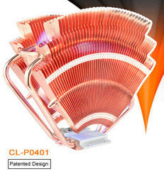 Thermaltake CL-P0401 V1 AM2/775 CPU Cooler