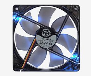 Thermaltake CL-F006-PL12BL-A Pure S 12 LED 120x120x25mm Fan