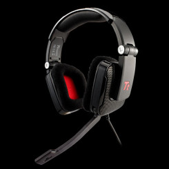 Thermaltake SHK002ECBL Shock Stereo Gaming Headset