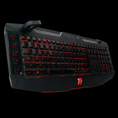 Thermaltake KB-CHP001US Challenger Pro Gaming Keyboard