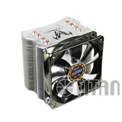 Titan TTC-NK85TZ/V2(RB) FENRIR Intel i5/i7 & AMD Universal CPU Cooler
