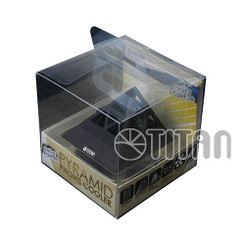 Titan TTC-NF02TZ(BB) Pyramind Phone Cooler/Stand (Black)