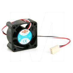 Top Motor DF124020BM-3G 40x40x20mm Dual Ball bearing Fan, 3Pin