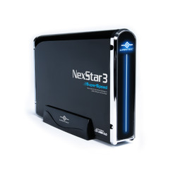 Vantec NST-380S3-BK  NexStar-3 External 3.5inch SATA&USB3.0 HDD Enclosure,Black