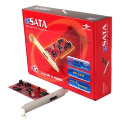 Vantec UGT-ST300 SATA/e-SATA PCI Host Card