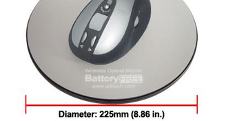 A4Tech NB-90 Wireless Optical BATTERY FREE Mouse