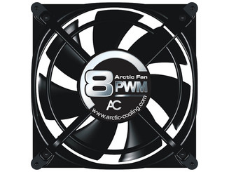 Arctic Cooling ACF8PWM Arctic Fan 8 PWM 80mm Case Fan
