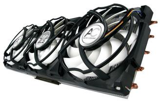Arctic Cooling Accelero Xtreme GTX Pro VGA Cooler