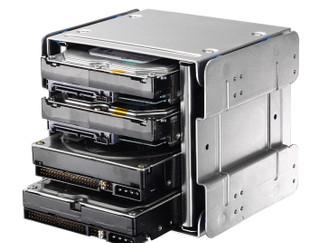 Cooler Master STB-3T4-E3-GP 3.5inch HDD Module Converter