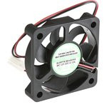 EverCool EC5010 50x10mm Sleeve Bearing Fan, 3Pin