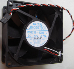 JMC/DATECH DS9238-12HBTL 92X92X38MM FAN, 3PIN
