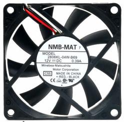 NMB-MAT 2806KL-04W-B69 70mm x 15mm ,3-Pin