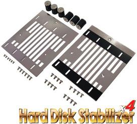 Scythe SCY-HDSX4 Hard Disk Stabilizer  x 4