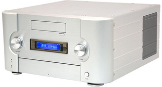 Silverstone CW02S-MXR Crown Home Theater Case