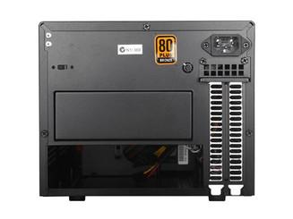 Silverstone SST-SG07B-USB3.0 (black) Sugo Series Mini-ITX SFF Case (600W)