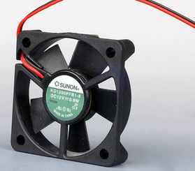 Sunon KDE1205PFB1-8 50x50x10mm Fan, 4pin