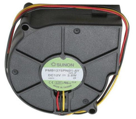 SUNON PMB1275PNB1-AY 75mm Blower Fan
