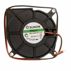 SUNON GB1206PHV1-AY 60 60x15mm Blower Fan, 3Pin
