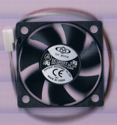 Top Motor DF125020SH (DC1205ST-L) 50x20mm Sleevebearing Fan, 3Pin