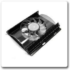 Vantec iCEBERQ HDC-701A-BK 70mm Hard Drive Cooler