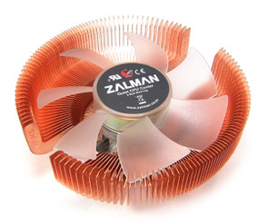 ZALMAN CNPS7700-CU LED Copper CPU Cooler for Socket 775/478/754/939/940