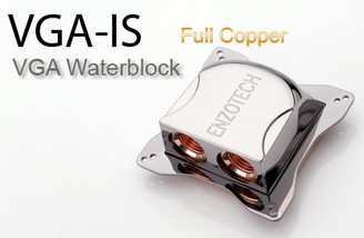 Enzotech VGA-IS Full Copper VGA Water Block