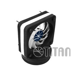 Titan TFD-8010H12Z/DW Dual Way (USB or DIY) Fan