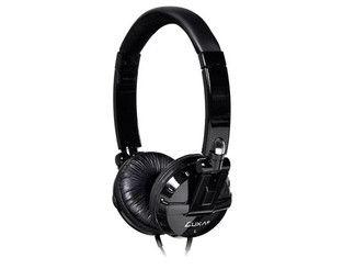 Luxa2 LHA0011-A Black  F1 Extra Bass Headphone