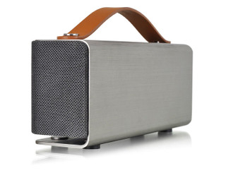 Luxa2 AD-SPK-ALGVSI-00 Groovy Bluetooth Wireless Stereo Speaker