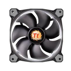 Thermaltake CL-F038-PL12OR-A Riing 12 High Static Pressure Orange LED Radiator Fan