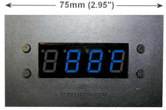 Programmable  LED Thermal Fan Controller 2-2A (USB)