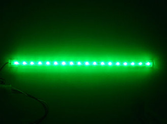 Logisys 12inch 18 GREEN LED Super Bright Sunlight Stick (GREEN)