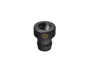 Thermaltake CL-W037-CU00BL-A Pacific 3/8inch (9.25 mm) Fill-port – Black