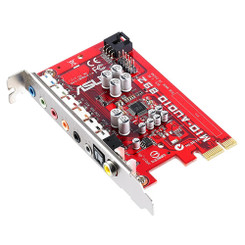 Asus  MIO-Audio 892 Sound Card for Server Platform
