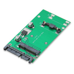 SYBA SI-ADA40066 50mm micro SATA SSD to 2.5inch SATA Converter Adapter