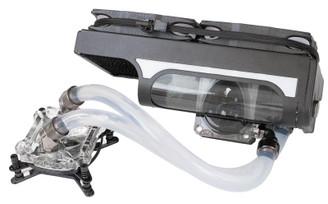 Swiftech H220X2 PRESTIGE Dual 120mm Fan AIO (All-In-One) Liquid Cooling Kit