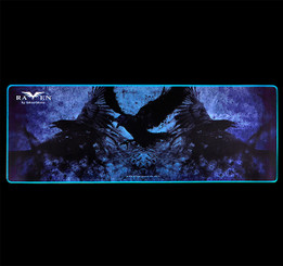 Silverstone RVP01 Extra Large (850mmx300mm) Gaming Mouse Pad