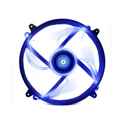 NZXT RF-FZ20S-U1 Airflow Series  200mm Blue LED Case Fan