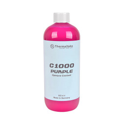 Thermaltake  CL-W114-OS00PL-A C1000 (1000 ml) Opaque Coolant Purple