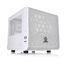 Thermaltake CA-1B8-00S6WN-01 Core V1 Snow Edition Mini ITX Chassis