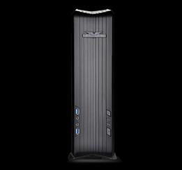 Silverstone SST-RVZ01B-E (black) DTX, Mini-ITX Steel Body Desktop Case