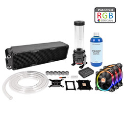 Thermaltake CL-W113-CA12SW-A Pacific RL360 Water Cooling Kit