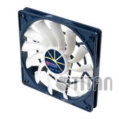 Titan TFD-12015H12ZP/KE(RB) Extreme Series Slim Silent 120x120x15mm 4Pin PWM Fan