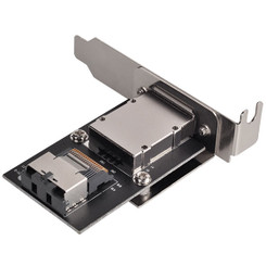 Silverstone SST-SA011 Internal Mini-SAS SFF-8087  to External Mini-SAS SFF-8088 Adapter