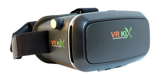 VRKiX VRKiX1.C Wearable Device  KIX Black Virtual Reality Glasses