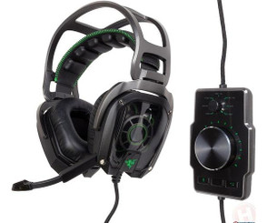 Razer RZ04-00600100-R3U1 Tiamat 7.1 Circumaural Analog 7.1 Surround Sound Gaming Headset