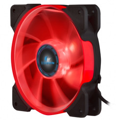 Kingwin XFR-012LBR-PWM 120 x 120mm Long Life Bearing PWM Xfan Red LED