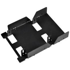 Silverstone SST-SDP08B-E 3 X 2.5inch Drives to 3.5inch Drive Bay Mounting Bracket