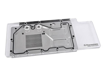 Thermaltake CL-W094-PL00TR-A Pacific V-GTX 980 Ti Reference Design Transparent Water Block